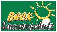 Beck Sonnenschutz